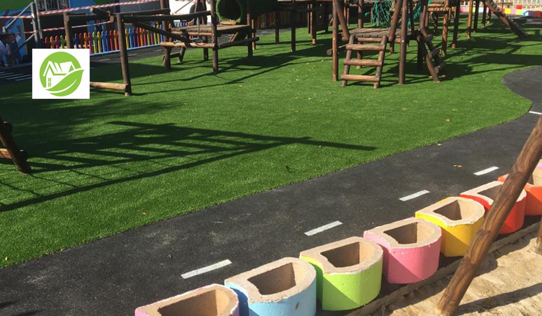 Kuilsriver School Gets Artificial Grass